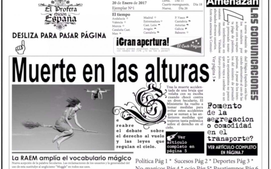 """Libro interactivo """"EL PROFETA""""."""